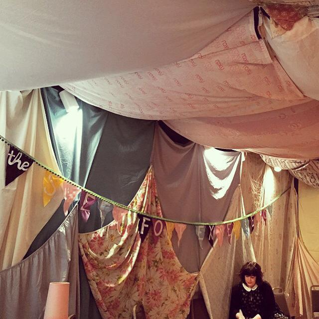 Sheet Fort Experience